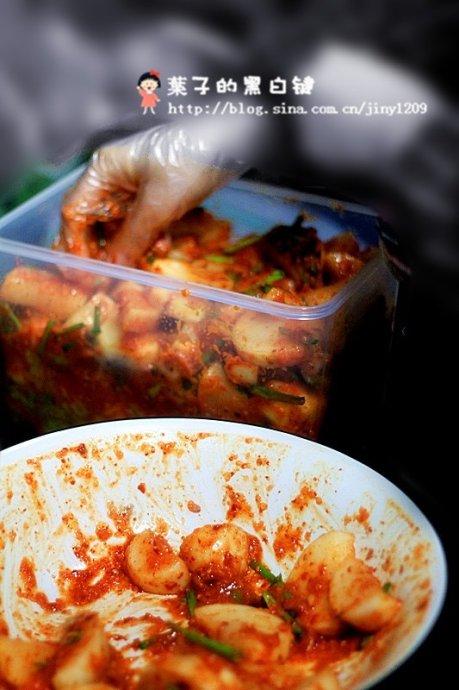 韩国虾的做法大全图解