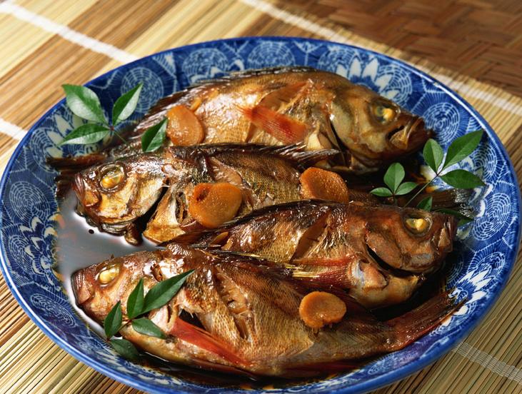 红烧鱼的做法 红烧鱼的家常做法 红烧鱼的做法大全