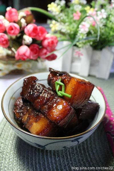 红烧肉的做法 红烧肉的家常做法 红烧肉的做法大全