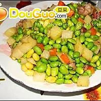 食谱毛豆_毛豆排骨的做法牛肉-豆果网大全烧菜谱怎么做好吃图片