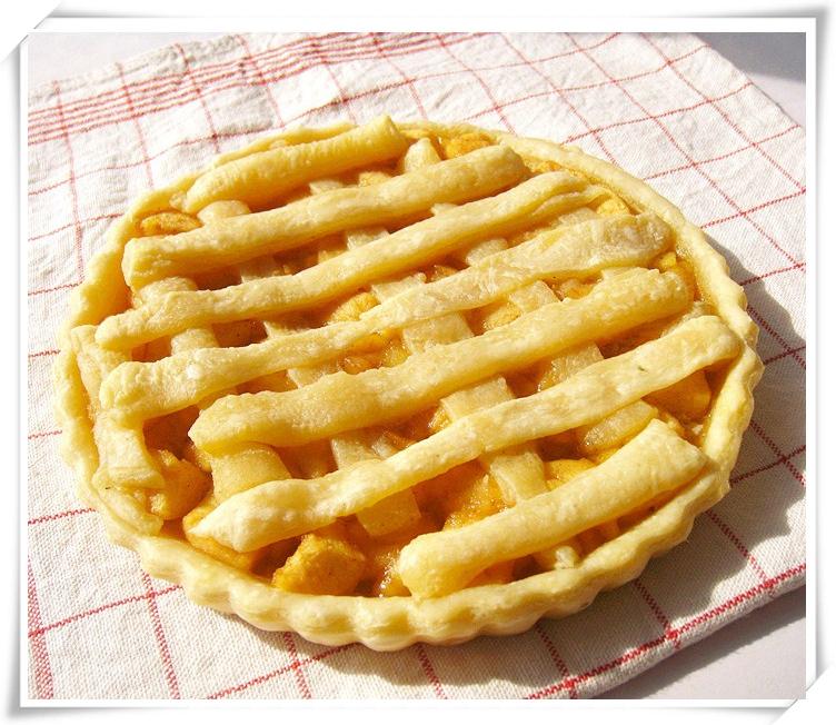 苹果派的做法 苹果派的家常做法 苹果派的做法大全