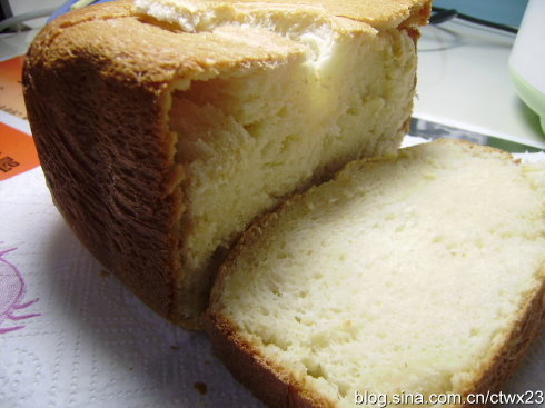 用面包机做面包的做法