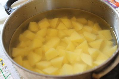diy土豆泥的做法图解1
