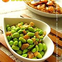 毛豆药膳_食谱排骨的大全网袋-豆果菜谱装做法毛豆怎么炖图片