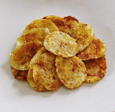 零食——薯片的做法图解3