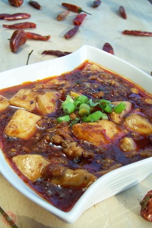 麻婆豆腐的做法 麻婆豆腐的家常做法 麻婆豆腐的做法大全