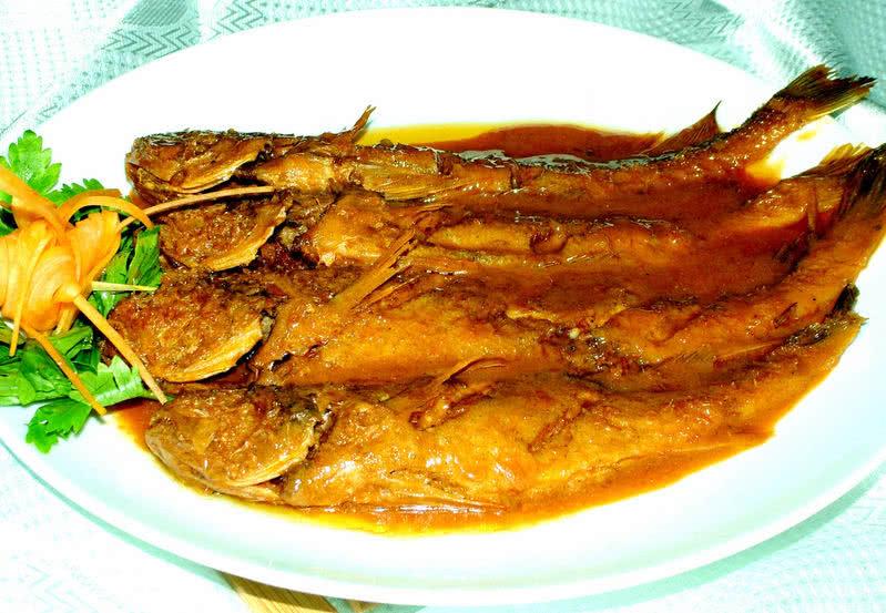 红烧鱼的做法 红烧鱼怎么做好吃 eduxin分享的红烧鱼的家常...
