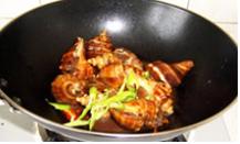 酱爆海螺的做法图解5图片