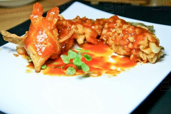 松鼠鳜鱼 三什30的美食日记-豆果网