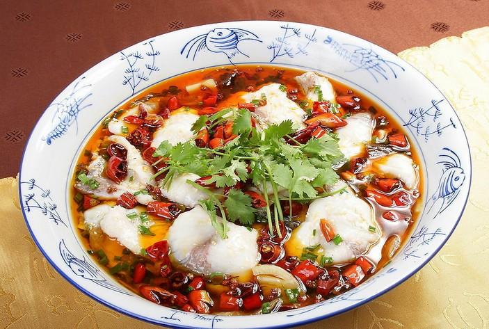 水煮鱼的做法 水煮鱼怎么做好吃 baixiong分享的水煮鱼的家...
