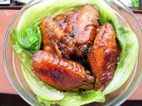 可乐鸡翅的做法 可乐鸡翅怎么做好吃 猜猜我的厨房分享的...