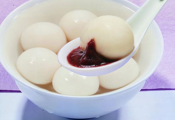 汤圆的做法 汤圆怎么做好吃 美丽果分享的汤圆的家常做法