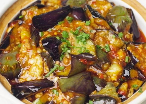 鱼香茄子的做法 鱼香茄子的家常做法 鱼香茄子的做法大全