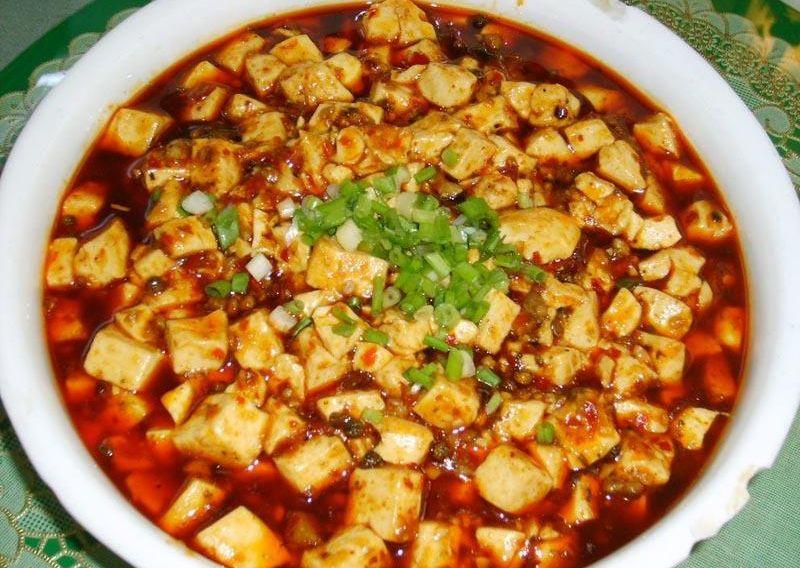 麻婆豆腐的做法 麻婆豆腐怎么做好吃 小妖妖分享的麻婆豆...