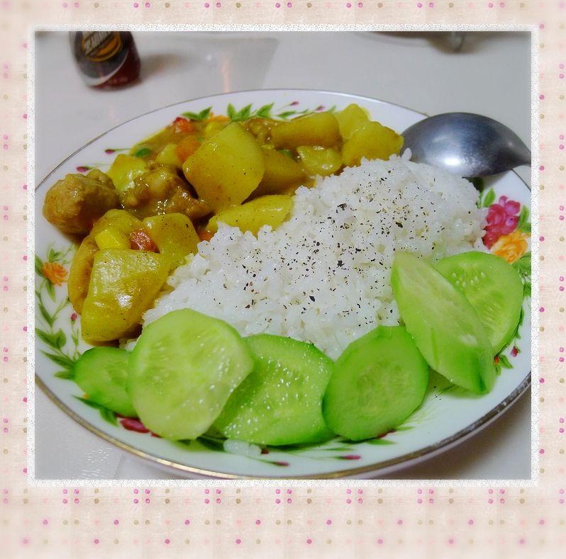咖喱鸡肉饭的做法 咖喱鸡肉饭的家常做法 咖喱鸡肉饭的做...