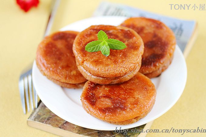 山楂饼的做法 山楂饼怎么做好吃 Tony小屋分享的山楂饼的...