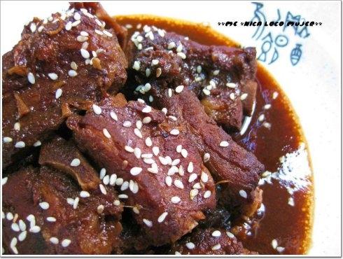 红烧排骨的做法 红烧排骨怎么做好吃 凌尒尒分享的红烧排...