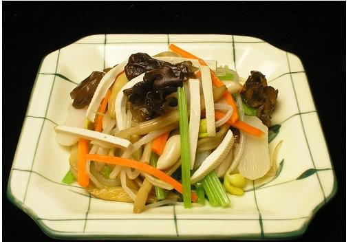 八宝菜的做法 八宝菜的家常做法 八宝菜的做法大全