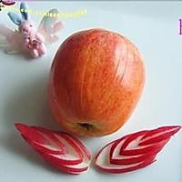 创意苹果花
