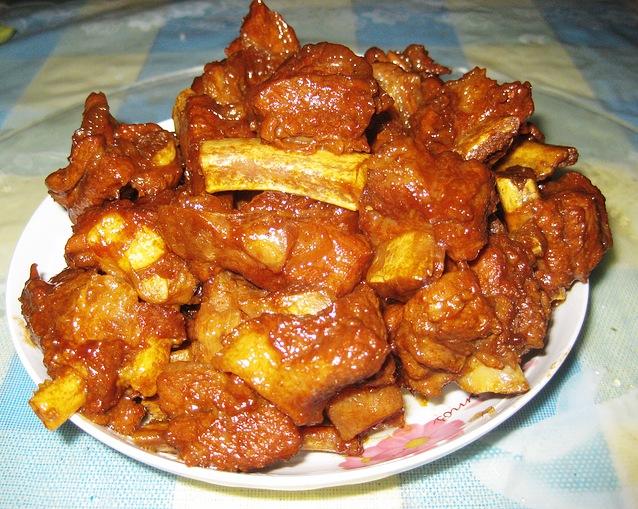 红烧排骨怎么做好吃 红烧排骨的做法 红烧排骨的家常做法 ...