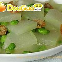 米面菜谱_做法毛豆的食谱毛豆-豆果网江大全年糕蒸多久图片
