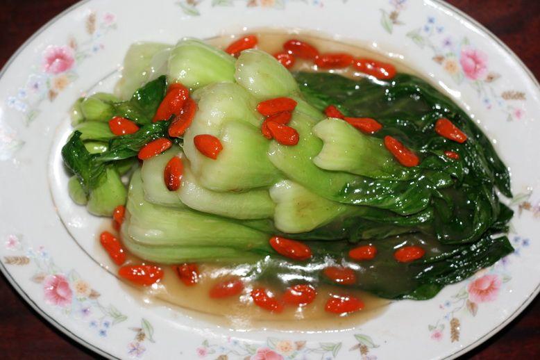 翡翠玉白菜的做法 翡翠玉白菜怎么做好吃 轻素小厨房分享...