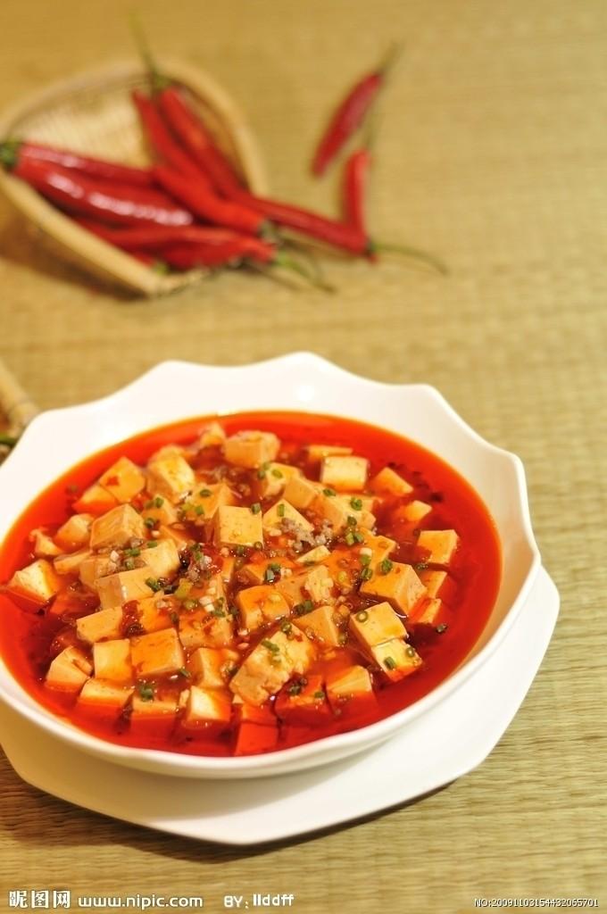 麻婆豆腐的做法 麻婆豆腐怎么做好吃 阿雅雅分享的麻婆豆...
