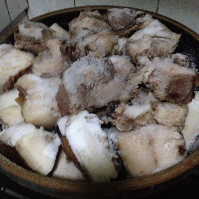 四川腊肉的腌制方法 图片专栏