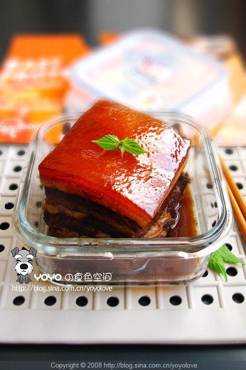 东坡肉的做法 东坡肉怎么做好吃 YOYO食色空间分享的东坡...