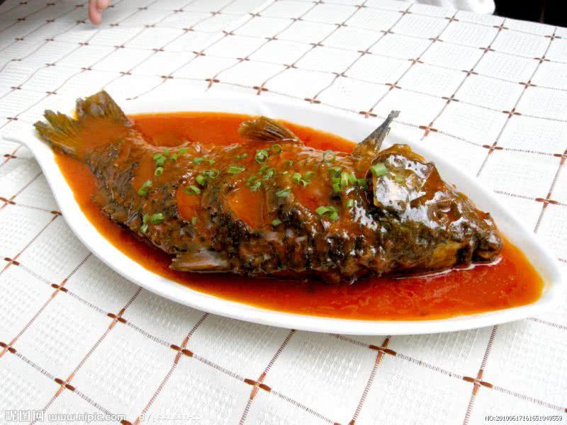 红烧鱼的做法 红烧鱼怎么做好吃 美好2012分享的红烧鱼的...