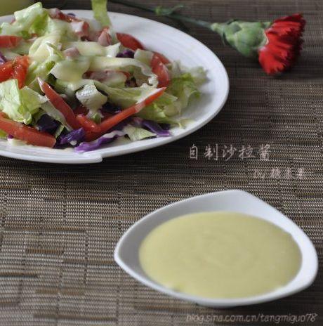 自制沙拉酱的做法_自制沙拉酱怎么做好吃【图文】