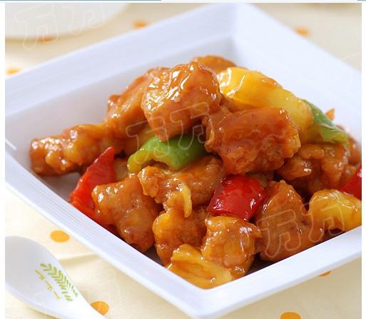菠萝古老肉的做法_菠萝古老肉怎么做好吃【图