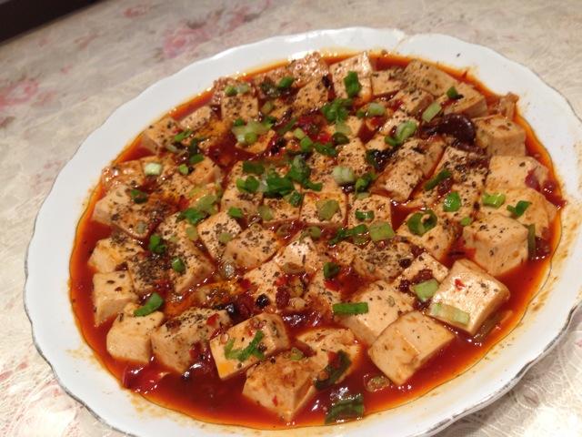 麻婆豆腐的做法 麻婆豆腐怎么做好吃 喝可乐的牛仔分享的...