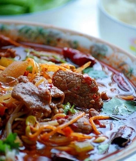水煮牛肉的做法 水煮牛肉怎么做好吃 慕辰分享的水煮牛肉...