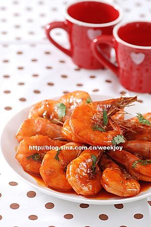 红烧大虾图片