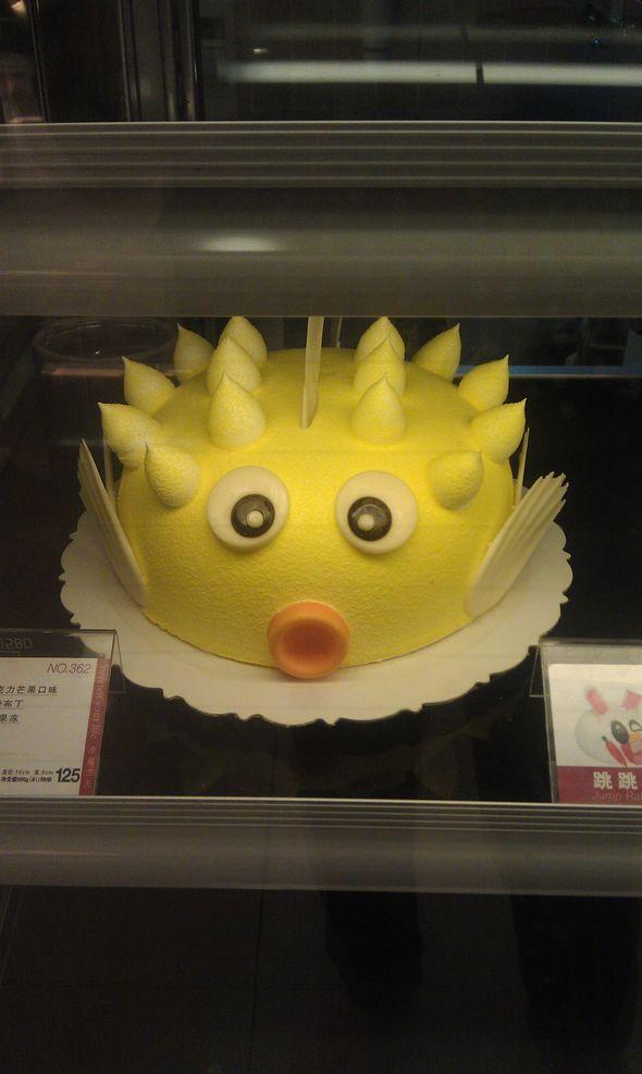 迅迅 小兔子蛋糕14:28 可爱的兔子蛋糕,谁忍心吃呀?