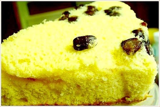 红豆三角蛋糕