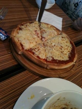 披萨——烤肉披萨的做法