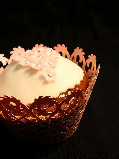 翻糖纸杯蛋糕礼盒