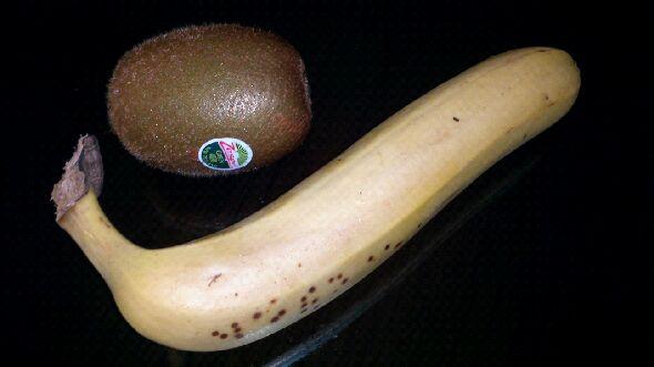 猕猴桃,香蕉