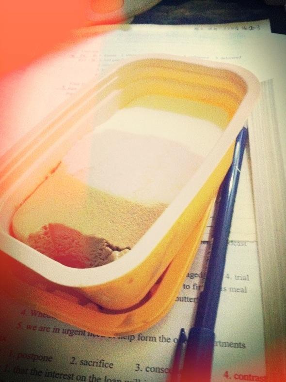 三色冰淇淋 小吃货.的美食日记-豆果网