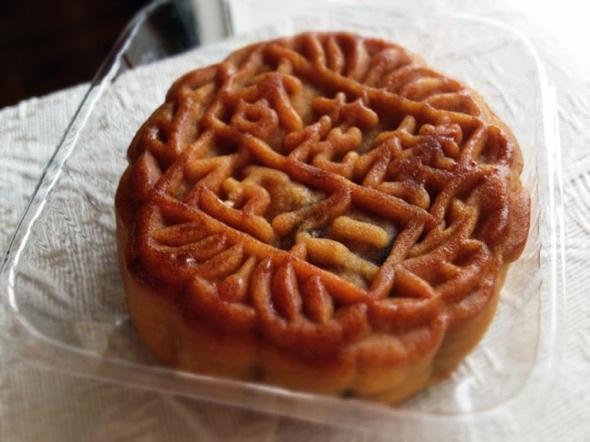 伍仁月饼_ann酱的美食日记