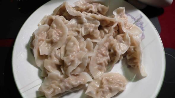 超级无敌猪肉营养物质白菜的饺子作用和木耳图片