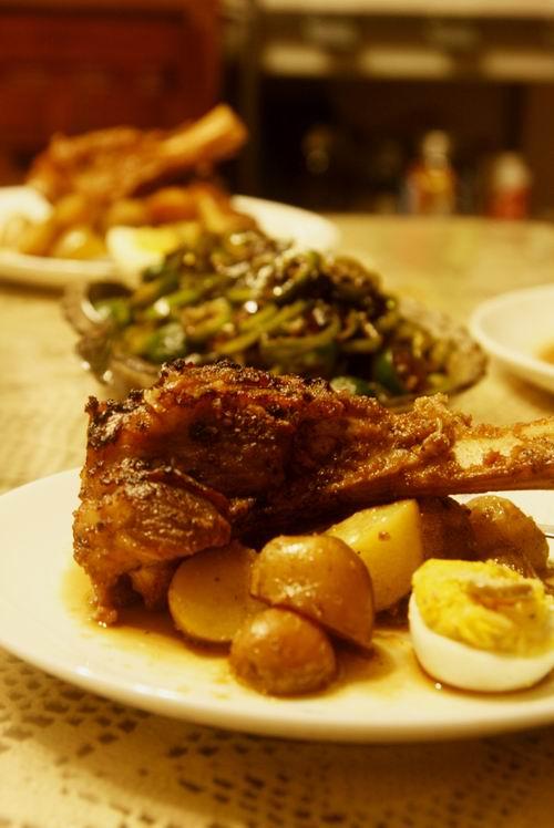 烤骨头 tapas烤鸡蛋 等 haojojo的美食日记-豆果网