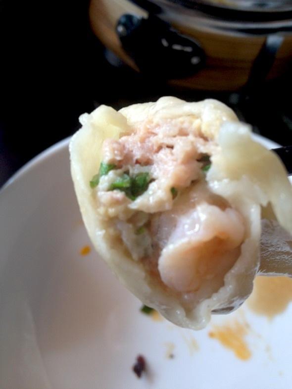 津肉三鲜饺子