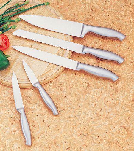 """厨房里的""""舞刀弄剑"""""""