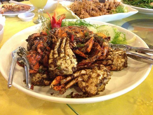 [味蕾带你去旅行]kk的海鲜盛宴