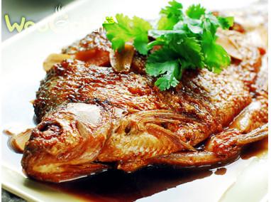 红烧鱼的做法 红烧鱼怎么做好吃 客家人0000002分享的红烧...