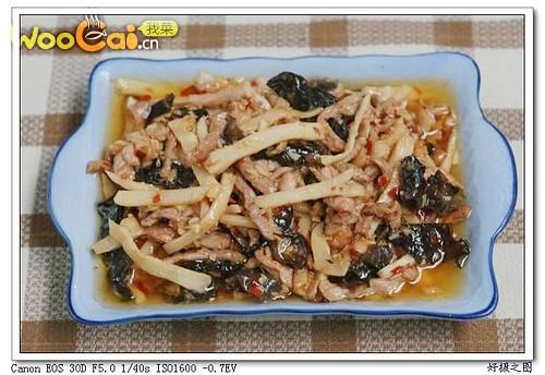 鱼香肉丝的做法 鱼香肉丝怎么做好吃 daxiong002分享的鱼...
