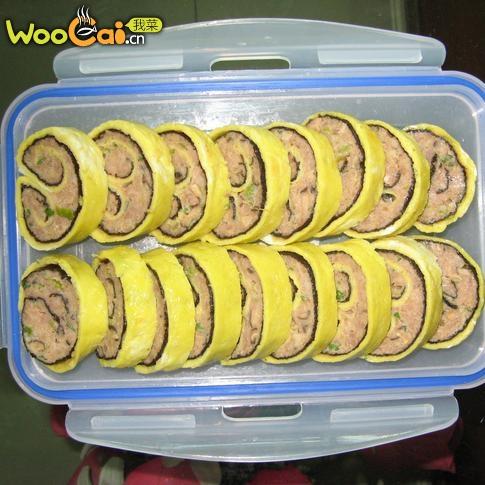 猪肉卷_猪肉卷的做法_白菜猪肉卷